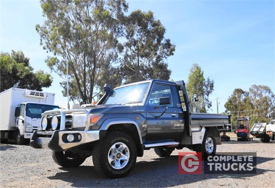 2008 Toyota Landcruiser Gxl 4wd Complete Trucks Pty Ltd  - Light Commercial for Sale