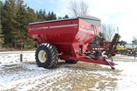 Unverferth 8250 Grain Buggy