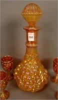 Marigold Imperial Grape 8 Pc Wine Set