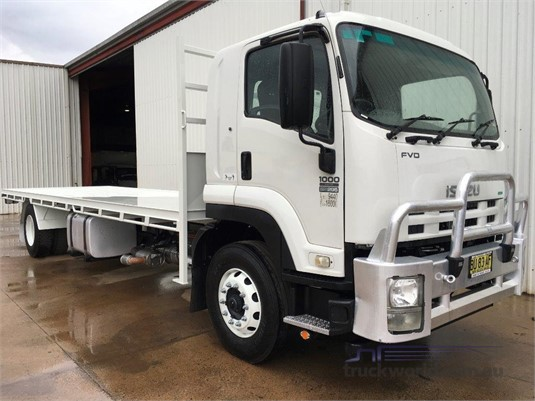 2012 Isuzu FVD 1000 Long - Trucks for Sale