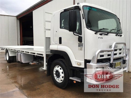 2012 Isuzu FVD 1000 Long Don Hodge Trucks - Trucks for Sale