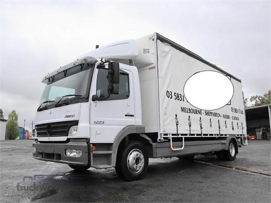 2006 Mercedes Benz Atego 1223 - Trucks for Sale