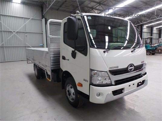2020 Hino 300 Series 921 - Trucks for Sale