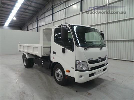 2020 Hino 300 Series 917 - Trucks for Sale