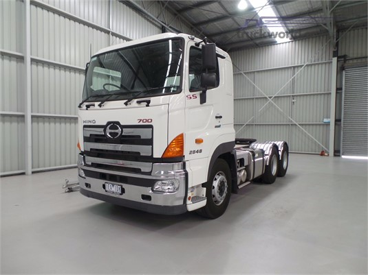 2020 Hino 700 Series SS - Trucks for Sale