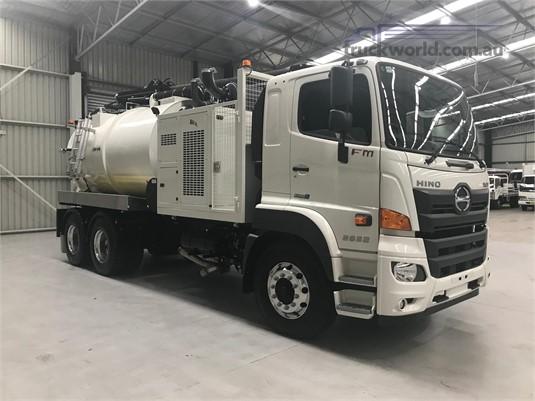 2020 Hino 500 Series 2632 FM - Trucks for Sale