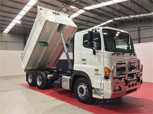 2020 Hino 700 Series FS - Trucks for Sale