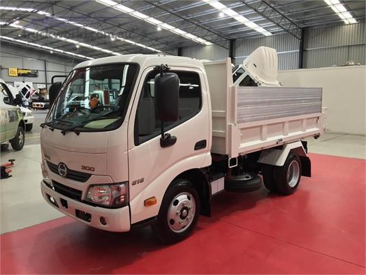 2020 Hino 300 Series 616 IFS Auto - Trucks for Sale