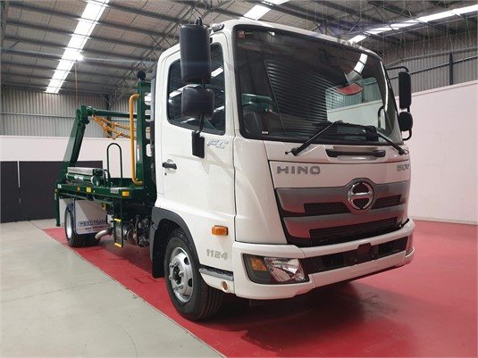 2020 Hino 500 Series 1124 FC - Trucks for Sale