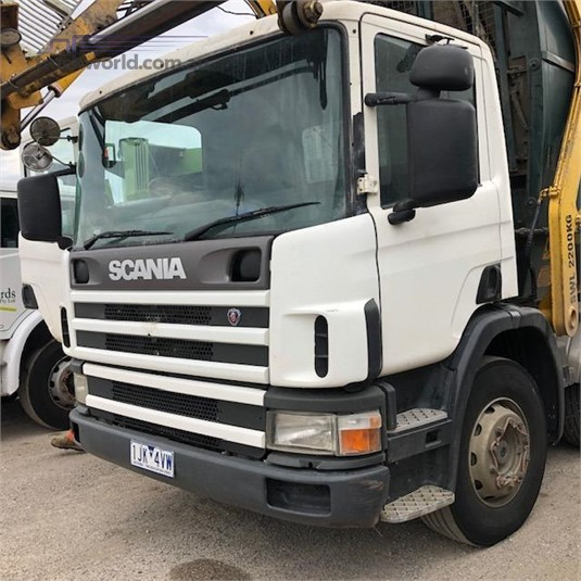 2004 Scania P94 - Trucks for Sale