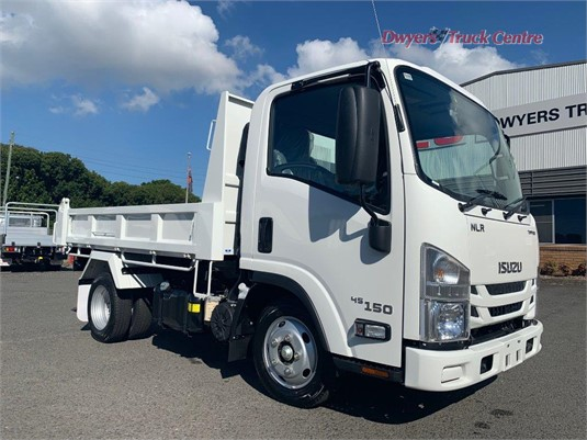 2020 Isuzu NLR 45 150 Dwyers Truck Centre - Trucks for Sale