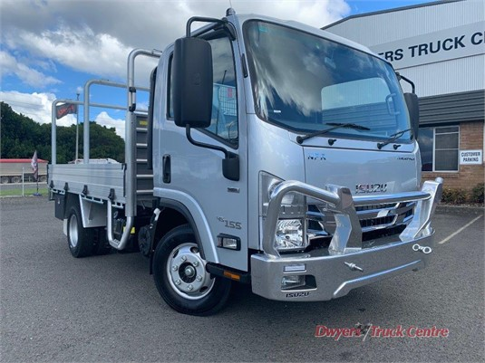 2020 Isuzu NPR 45 155 AMT SWB Premium Tradepack Dwyers Truck Centre - Trucks for Sale