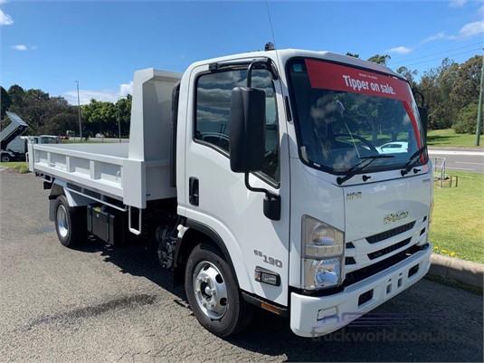 2020 Isuzu NPR 65 190 Tipper - Trucks for Sale