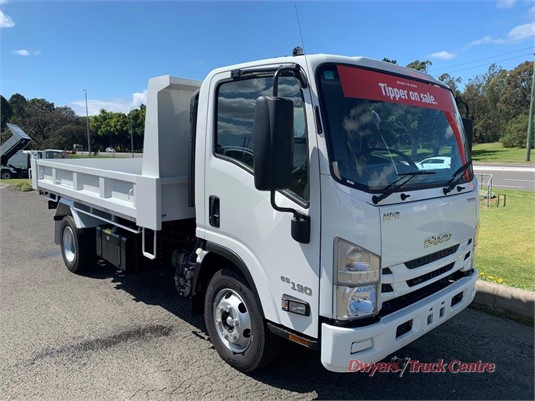 2020 Isuzu NPR 65 190 Tipper Dwyers Truck Centre - Trucks for Sale