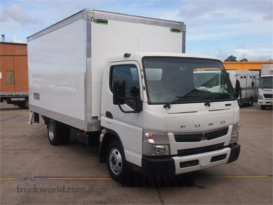 2017 Fuso Canter 515 AMT - Trucks for Sale