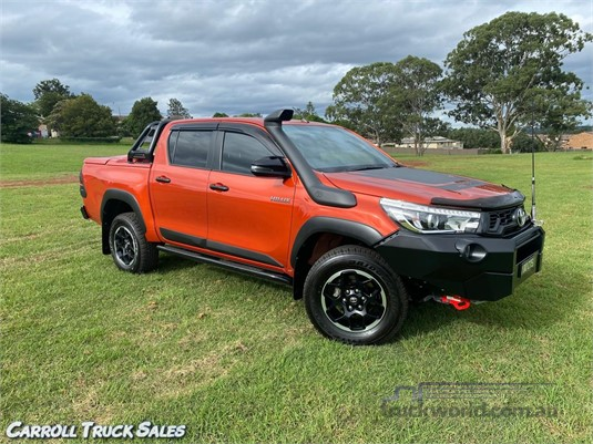 2018 Toyota HILUX Carroll Truck Sales Queensland - Trucks for Sale
