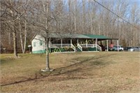 Tanner Hollow House & Land - 17 acres