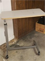 (20) Overbed Table ($10 Reserve)