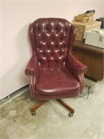 (21) Executive Chair ($30 Reserve)