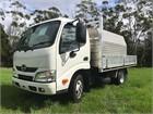 2014 Hino 300 616 Service Vehicle
