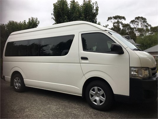 2012 Toyota Hiace Commuter - Light Commercial for Sale