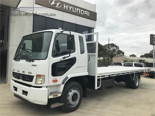 2013 Fuso Fighter 1627 XLWB Adelaide Quality Trucks & AD Hyundai Commercial Vehicles - Trucks for Sale
