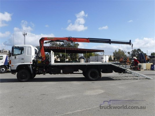 2011 Hino 500Gt1322 - Trucks for Sale