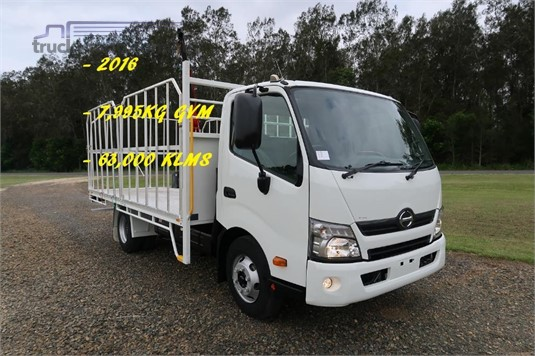 2016 Hino 300 917 - Trucks for Sale