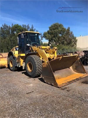 2010 Caterpillar 950H Delco Equipment Pty Ltd  - Heavy Machinery for Sale