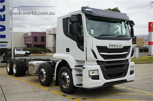 2020 Iveco Stralis - Trucks for Sale