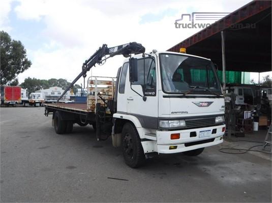 1993 Hino FF Raytone Trucks - Trucks for Sale