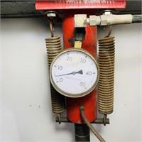 Carolina 50 Ton Hydraulic Adjustable Press
