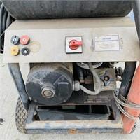 Aaladin 12-325-EL Oil Fired Hot Pressure Washer