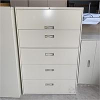 Steelcase Metal File Cabinet
