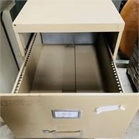 4 Drawer Metal File Cabinet, Nice