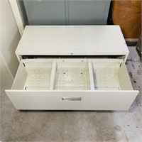 2 Drawer Steelcase Metal File Cabinet