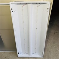 """LED Recessed Light Fixtures, 4 ft x 24"""" long"""