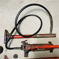 Banner Portapower Hydraulic Hand Pump B65