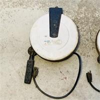 30 ft Retractable Cord Reel