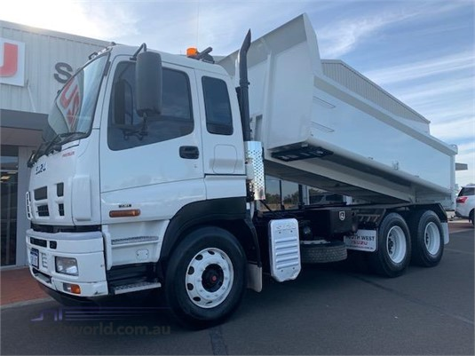 2016 Isuzu Giga CXZ 455 AMT South West Isuzu - Trucks for Sale