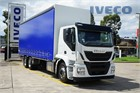 2020 Iveco Stralis Tautliner / Curtainsider