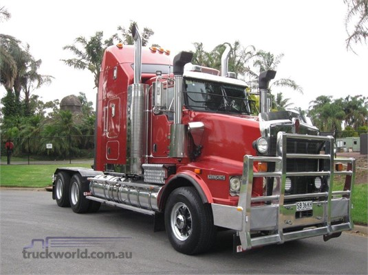 2015 Kenworth T659 - Trucks for Sale