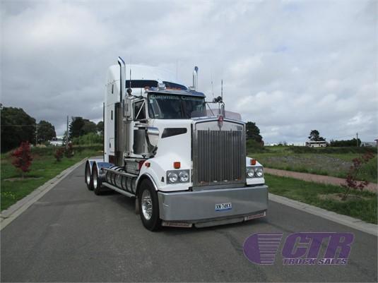 2010 Kenworth T908 CTR Truck Sales - Trucks for Sale