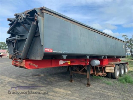 Tristar Tipper Trailer - Trailers for Sale