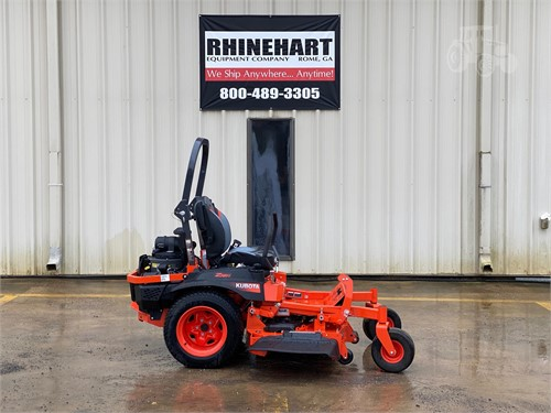 New Kubota Lawn Mowers For Sale By Rhinehart Equipment 12 Listings Www Rhinehartequipment Com Page 1 Of 1