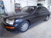 1995 Lexus LS400 175289 miles