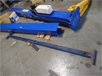 Triumph 9000lb 2 post hoist (now disassembled)