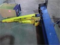 Forward manufacturing 10,000lb 2 post hoist