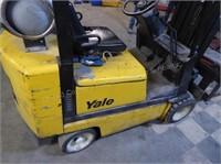 Yale forklift model # GLC040AENVAE083