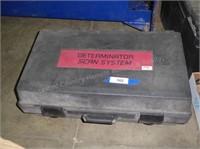 Matco determinator scan system